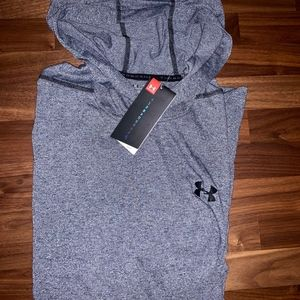 Under Armour Jackets & Coats - Under Armour Lightweight Ultra-Soft Hoodie **NWT**
